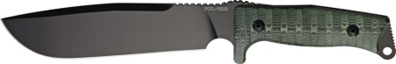 FOX133MGT Fox Combat Jungle Knife