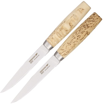 FT03632 Mora Two Piece Steak Knife Gift Set
