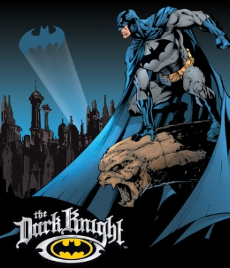 TSN1356 Tin Sign - Batman The Dark Knight