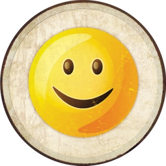 TSN2275 Tin Signs Smile Emoji Sign