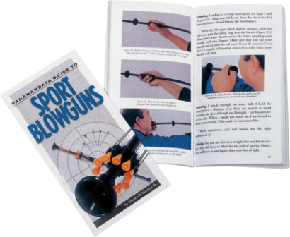 UC1225 United Cutlery Pananandata Guide to Sport Blowguns