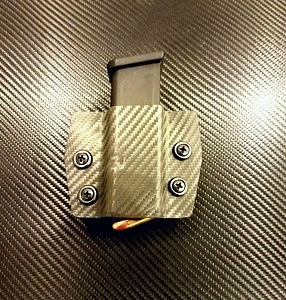 DCTACTMC Custom Kydex Magazine Carrier