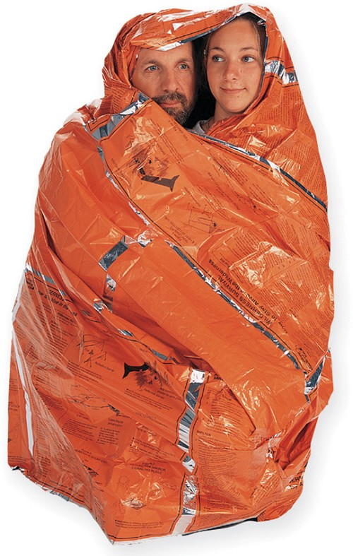AD0701 Adventure Medical Kits Heatsheets Survival Blanket