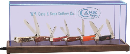 CA22850 Case Cutlery Illuminated Dome Knife Display Case
