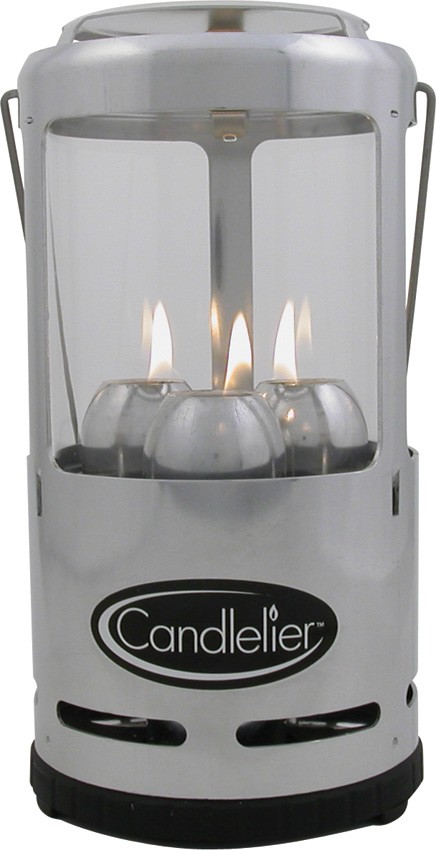 CDL20030 Industrial Revolution 3 Candle Lantern