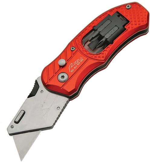 CN211231 Box Cutter Utility Pocket Knife with Screwdriver