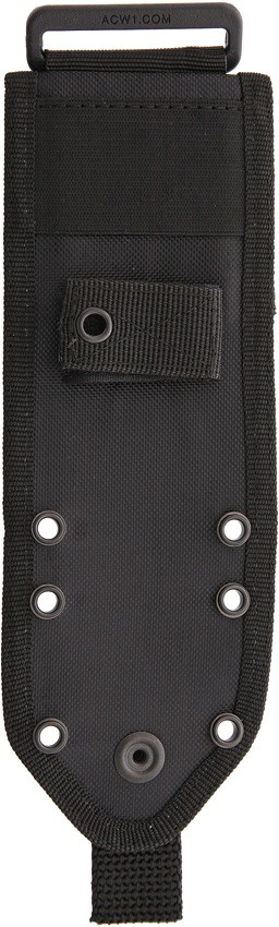 ES42MB ESEE MOLLE Back Black