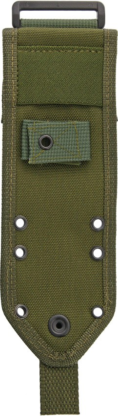 ES42MBOD Esee Model 5 MOLLE Back for Knife Sheath OD Green