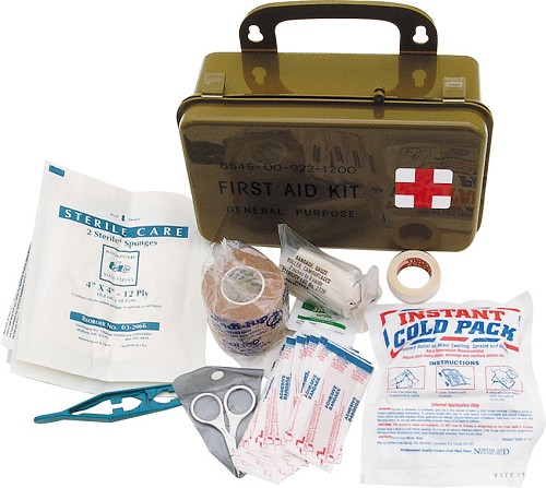 FA101C Elite First Aid General Purpose Kit