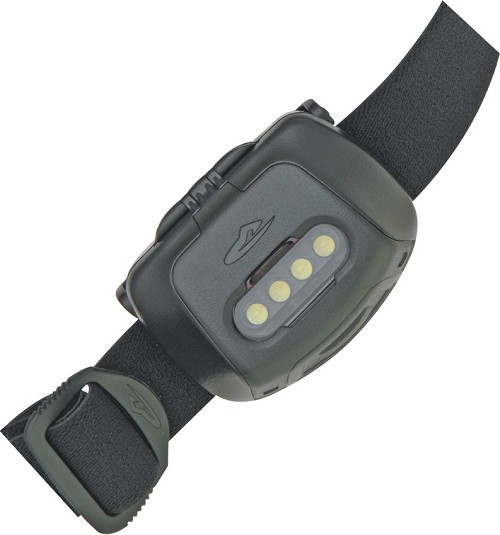 PT01235 Princeton Tec Quad Tactical LED Headlamp
