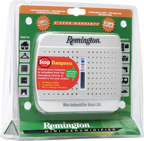R950 Remington Mini Dehumidifier