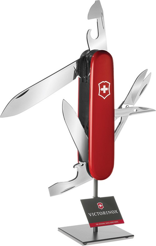 Vn960011 Victorinox Swiss Army Knives Electric Knife Display